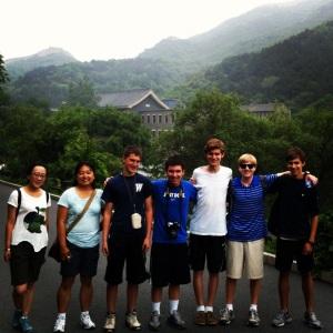 The Great Wall of China at Badaling