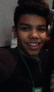 Cristian Rivera, `16