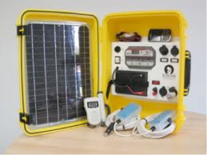 Photo from solarsuitcase.org