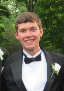 Brendan Bieder, `14
