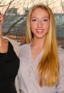 Olivia Taylor, `14